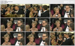 CHERYL HINES  *CLEAVAGE* - Academy Awards Red Carpet - 2011