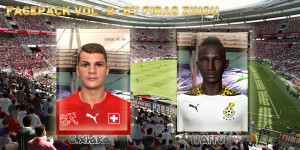 Download PES 2014 FACEPACK VOL 2 WORLD CUP by Firas Zinou