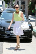Emmy Rossum - out in Beverly Hills - 06/27/14