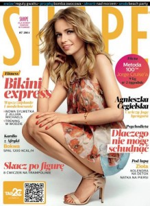 """Agnieszka Cegielska """"shape"""" lipiec 2014 (x1) 8acb4f335780749"""