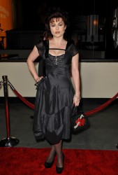 Helena Bonham Carter nice cleavage and pantyhose at the 63rd Annual Directors Guild Awards 1/29/11