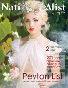 Peyton R List Nationalist Magazine July 2014 x17 Pics and BTS Video