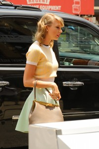 Taylor Swift – out and about candids in New York, July 1, 2014