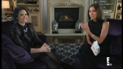 Demi Lovato - E News Interview December 2013 576p