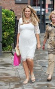 Claire Sweeney - Albert Docks, Liverpool, 27-Jun-14