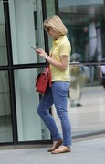 Jane Danson - Media City, Manchester, 30-Jun-14