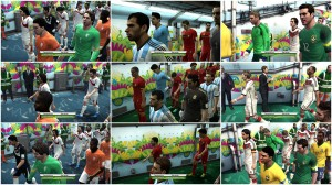 Download PES 2013 FIFA World Cup 2014 Tunnel Entrance by Nilton1248