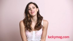 Katharine McPhee - Lucky Magazine February 2013 Photoshoot