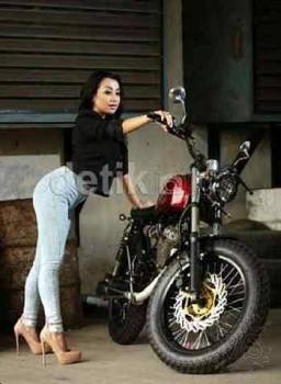 Foto Bugil Gadis Indo