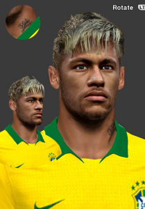 Download PES 2014 Neymar JR Face by EmreKaya