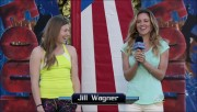 Jill Wagner - Wipeout Season 7 Episode 3