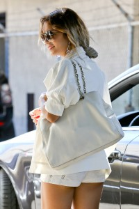 Vanessa Hudgens out and about candids 17