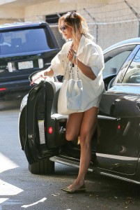 Vanessa Hudgens out and about candids 2