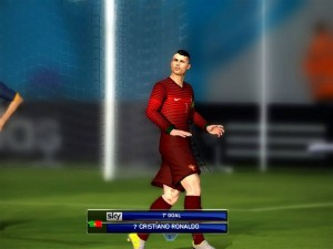 Cr7 Face World cup vs Ghana for FIFA 14 by luthfi123
