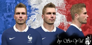 Download PES 2014 Morgan Schneiderlin Face by So-Yul