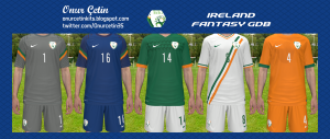 Download PES 2014 Ireland Fantasy GDB by Onur Çetin
