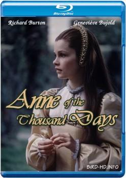 Anne of the Thousand Days 1969 m720p BluRay x264-BiRD