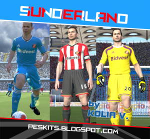 Download Sunderland 2014-15 GDB Kits by Kolia V.