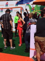 McKayla Maroney at Nickelodeon's 1st Annual Kids' Choice Sports Awards in Los Angeles on July 17, 2014