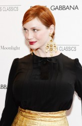 Christina Hendricks - 'Magic in the Moonlight' Premiere in NYC 7/17/14