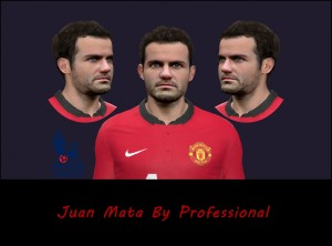 Download Juan Mata Face by Professional