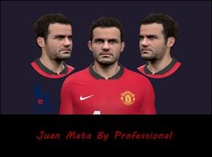 Download Juan Mata Face by Professional