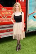 "Dakota Blue Richards - Gala screening of ""Planes 2: Fire and Rescue"" 7/20/14"