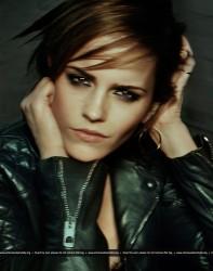 Emma Watson - Glamour Magazine Outtake