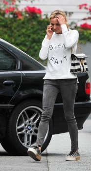 Diane Kruger - After lunch at 101 Coffee Shop - Hollywood CA x 4 lq