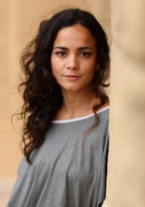 Alice Braga Gareth Cattermole shoot 11
