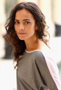 Alice Braga Gareth Cattermole shoot 12