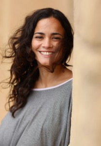 Alice Braga Gareth Cattermole shoot 5