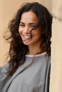 Alice Braga Gareth Cattermole shoot 3
