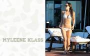 Myleene Klass : Hot Widescreen Wallpapers x 13