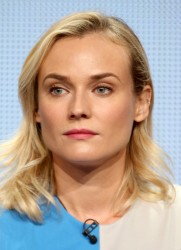"Diane Kruger - at ""The Bridge"" panel of 2014 Summer TCA in Beverly Hills on July 21, 2014"