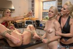 A Stepmother and Daughter Lesbian : Girls Weekend Part 2! - Kink/ WhippedAss (2014/ SiteRip)