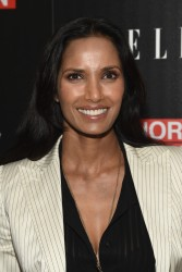 Padma Lakshmi 'The Honourable Woman' New York Screening 07-23-2014