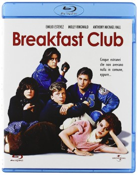 Breakfast Club (1985) Full Blu-Ray 33Gb VC-1 ITA DTS 2.0 ENG DTS-HD MA 5.1