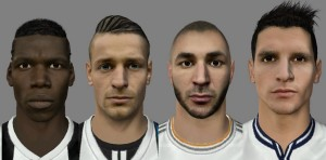 New Super Patch of Faces Vol.13 for FIFA14 by Son-of-God