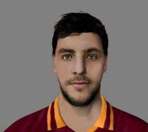 Mattia Destro FIFA 14 by aurion17 & krisaju95
