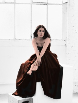 Salma Hayek - Picture - Colored by me