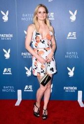 Jennifer Morrison Playboy And A&E Bates Motel party at Comic-Con in San Diego 07-25-2014
