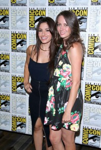 Amy Acker 'San Diego Comic-Con' 7/26/14 + UHQ Adds & 3 new on 7/27/14