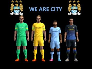 Download Manchester City 14/15 Kits by Syamil