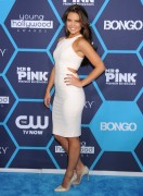 Danielle Campbell - Tight In White - Young Hollywood Awards - July 27 2014