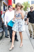 Taylor Swift - Leaving her Apartment 7/30/14