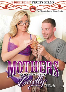 Mothers Behaving Very Badly 2 Cover