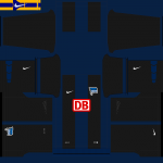 PES2014 Hertha 14-15 Kits by Tunevim