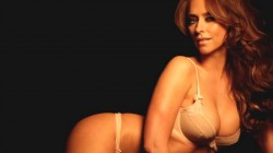 Jennifer Love Hewitt in Her Underwear For The Client List Photoshoot
