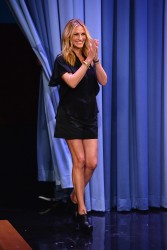 Julia Roberts Leggy, on 'The Tonight Show With Jimmy Fallon' in L.A. 07-31-2014